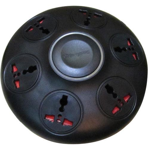 Vật tư điện|Ổ cắm, phích cắm|Ổ CẮM ĐIỆN QUANG ĐQ ESK 5WR.UK986